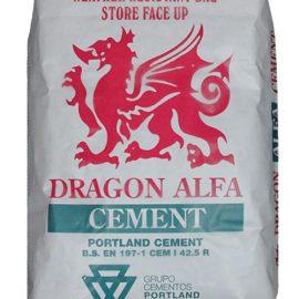 Poole Sand and Gravel dragon alfa cement