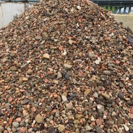 Poole Sand and Gravel crushed concrete