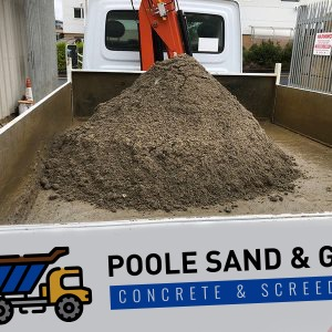 Poole Sand and Gravel screed collection